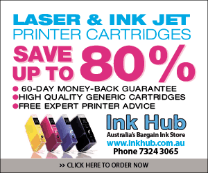 Printer Ink Cartridges Adelaide